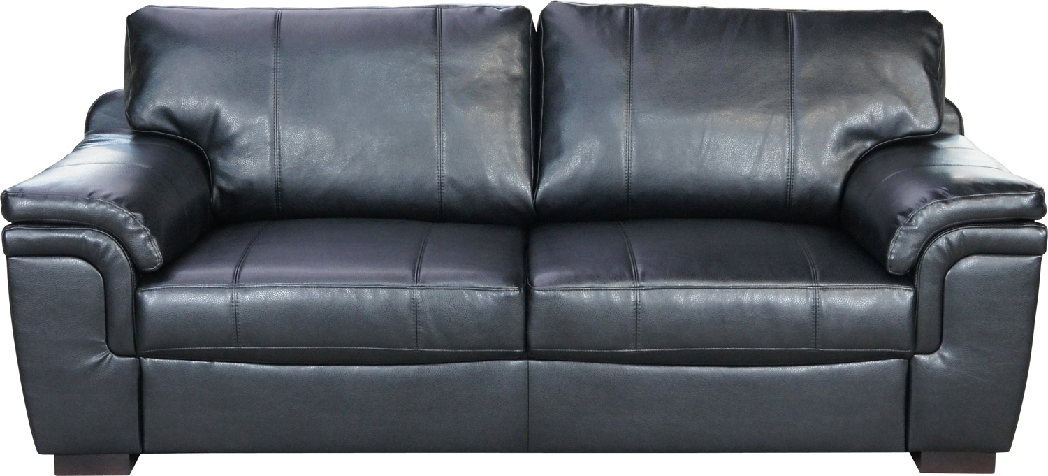 Amy Bonded Leather Sofas