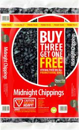 Bulk Bag Midnight Chippings