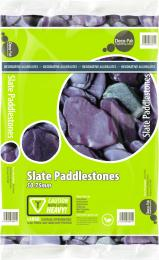 Bulk Bag Blue Paddlestones