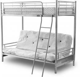 Alaska Futon Bunk Bed With Mattress