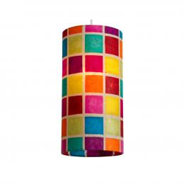 Tall Drum Lampshade